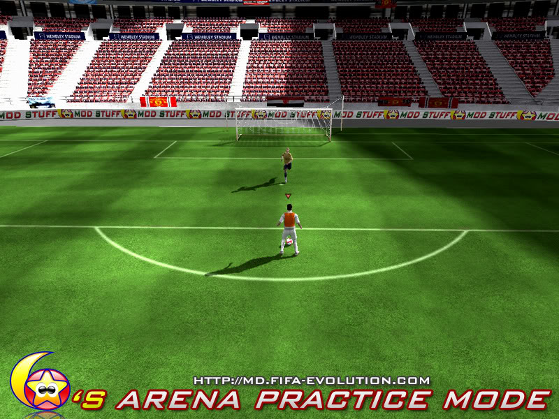 09 Arena Practice Mode 2.0 RELEASED