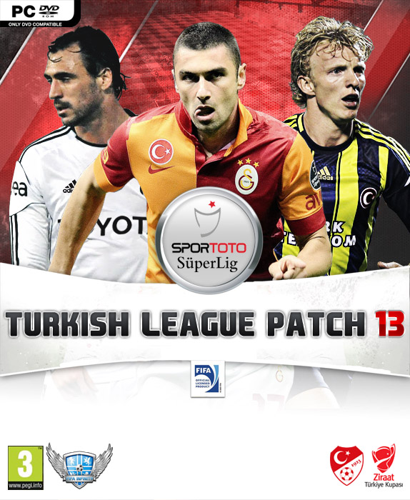 Turkish League Patch 13