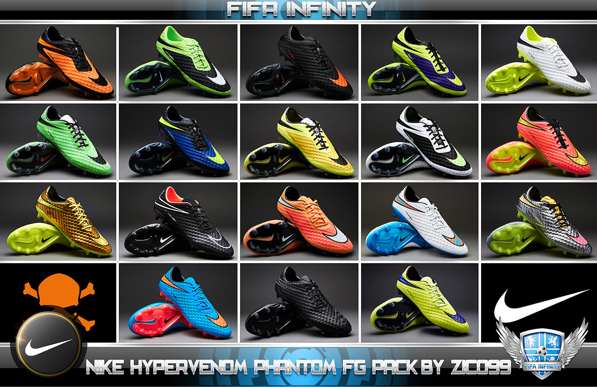 Implacable Maryanne Jones persuadir  Nike Hypervenom Phantom FG Boot Pack