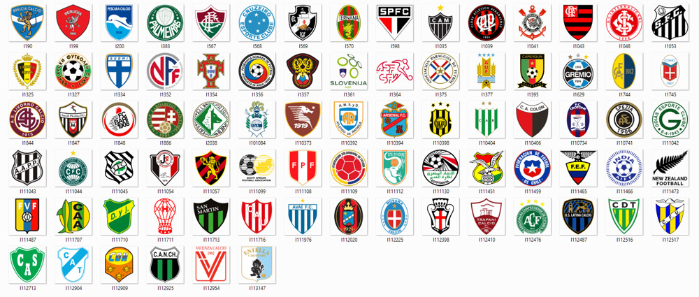 FIFA 16 Unlicensed Names & Logos Patch |