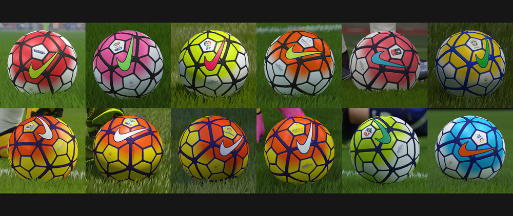 31370e200d9e In this pack you ll find all the Official Nike Ordem 3 Matchball of the  following Leagues and Tournaments for FIFA 16