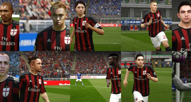 milan bisevac fifa 16 pack - photo#3