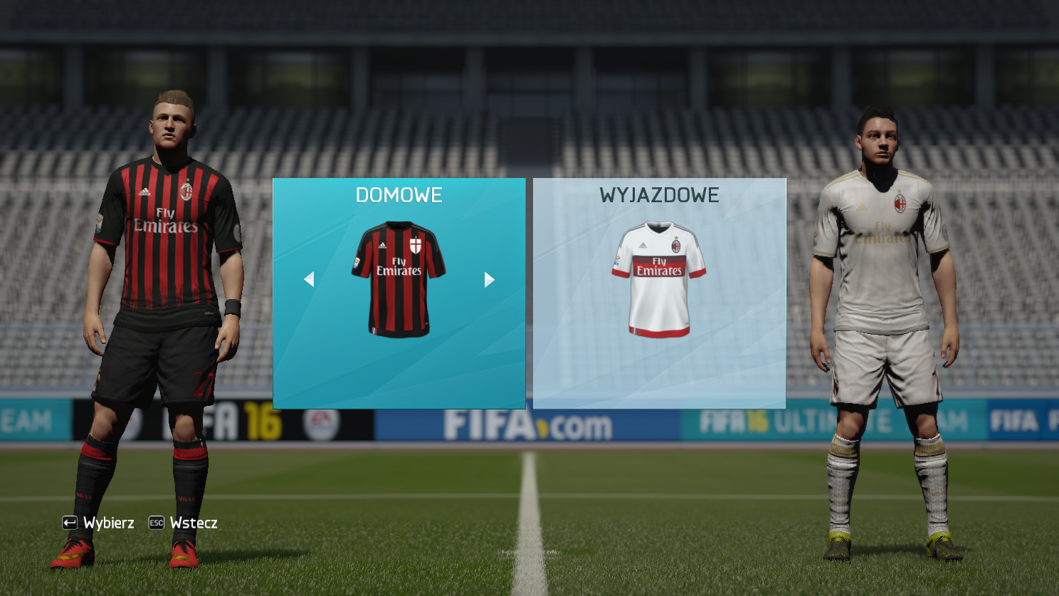 milan bisevac fifa 16 pack - photo#4