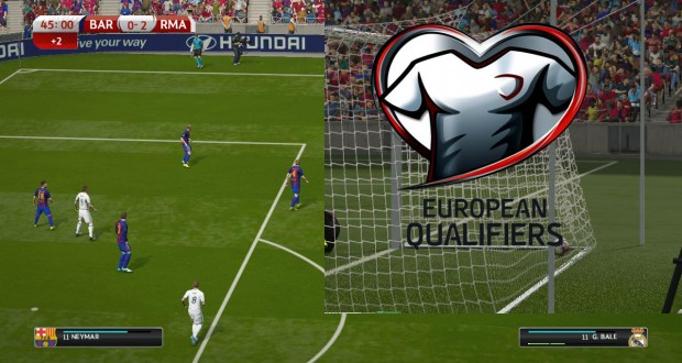 European Qualifiers