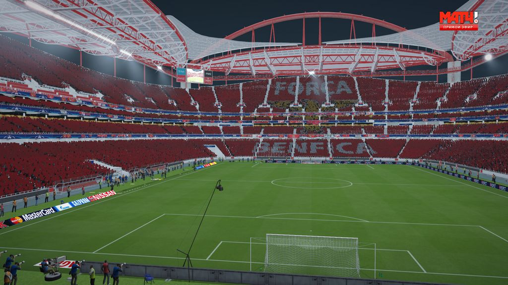 Estadio da luz update for Piso 0 estadio da luz