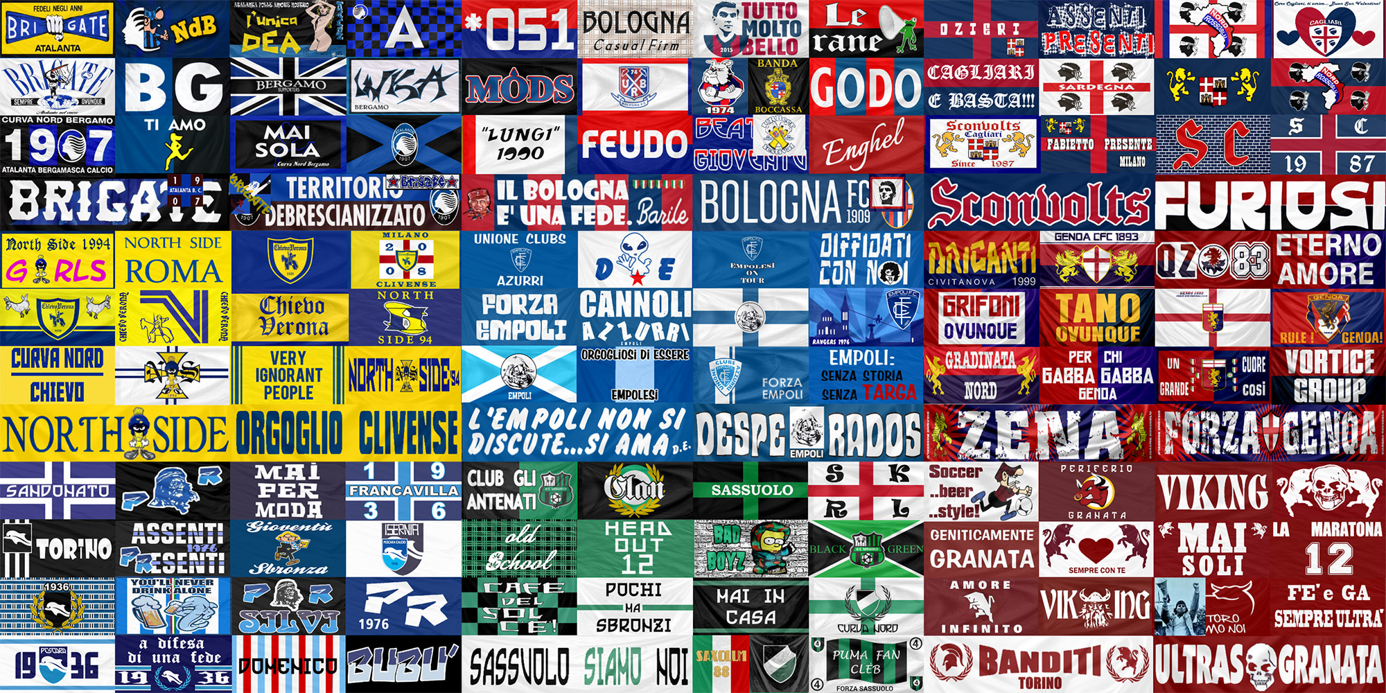 Serie A: Serie A Bannerpack