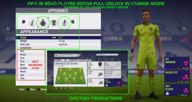FIFA 18 Mod Pack 1.0 – Superpatch