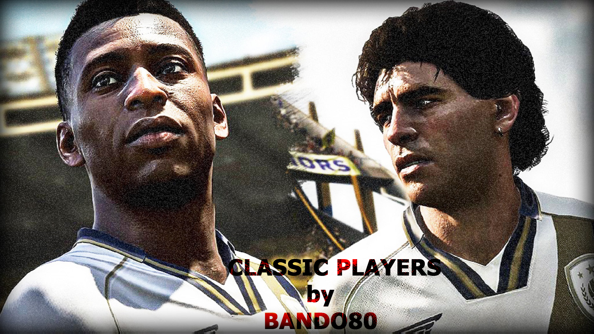 CLASSIC PLAYERS PATCH FIFA 18 By BANDO80