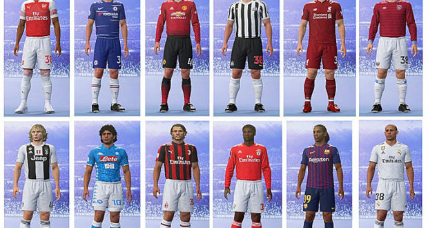 FIFA 19 ICONS in Career Mode |